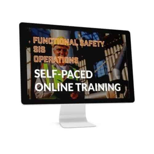 Functional safety for technicians and operations online training - by eFunctionalSafety